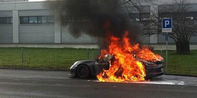 Porsche ruft neuen 911 GT3 doch zurück