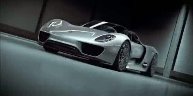 Porsche 918 RSR: So heiß kann Hybrid sein
