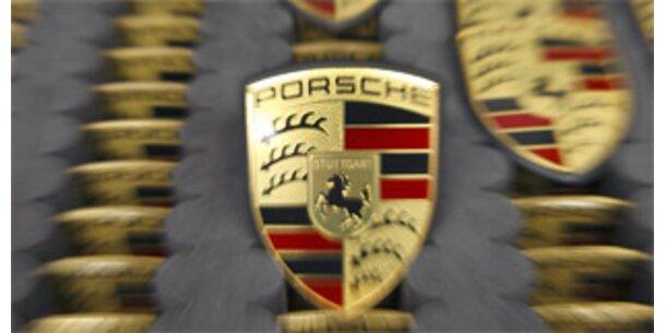 Porsche bietet 2,9 Mrd. Euro für Scania