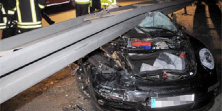 Testfahrer stirbt in geheimem Porsche-Prototypen
