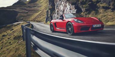 Porsche greift mit puristischem 718 T an