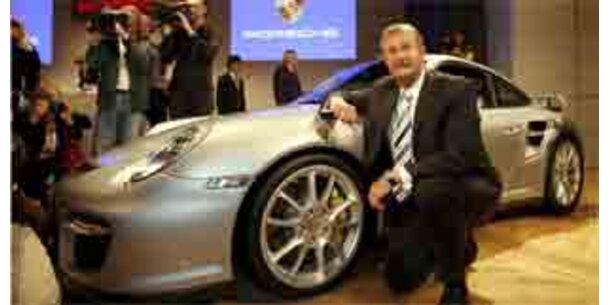 Porsche mit Milliarden-Gewinn