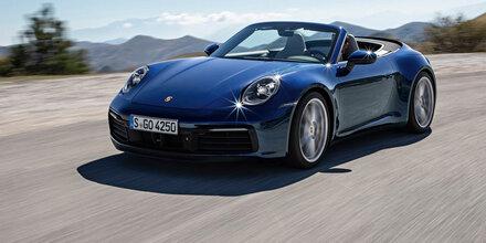 Das ist das völlig neue Porsche 911 Cabrio