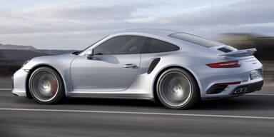 """Das ist der """"neue"""" Porsche 911 Turbo (S)"""
