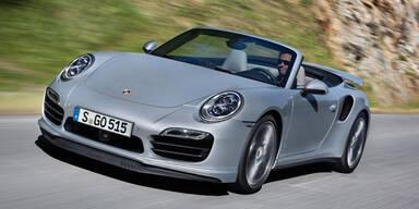 Alle Infos vom neuen 911 Turbo (S) Cabrio