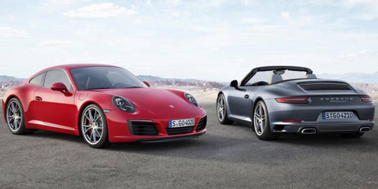 """Alle Infos vom """"neuen"""" Porsche 911"""