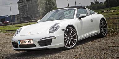 Neuer Porsche 911 Targa im Test