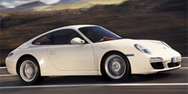 Porsche präsentiert den neuen 911er