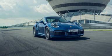 Porsche greift mit neuem 911 Turbo an