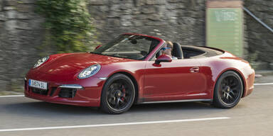Porsche 911 4 GTS Cabrio im Test