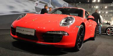 Porsche eilt von Rekord zu Rekord