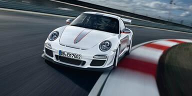 Porsche lässt den 911 GT3 RS 4.0 aus dem Stall