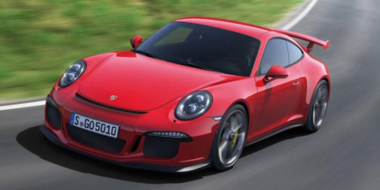 Alle Infos vom neuen Porsche 911 GT3