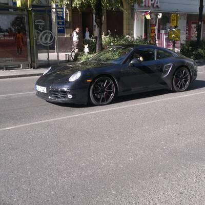 Fotos vom neuen Porsche 911 und Boxster
