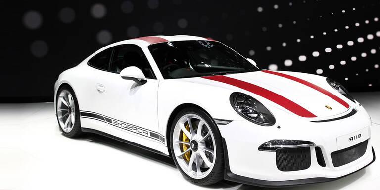 Porsche 911 R zu Wucherpreisen im Internet