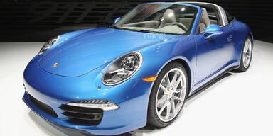 Porsche bringt den 911 Targa zurück