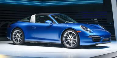 Porsche-Kunden lieben Ausgefallenes