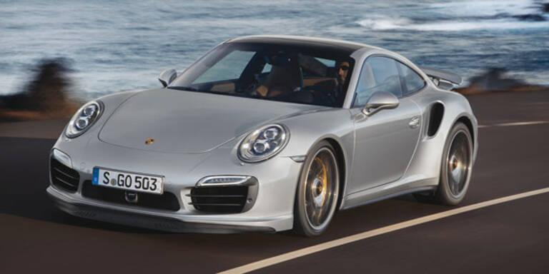 Das ist der neue Porsche 911 Turbo (S)