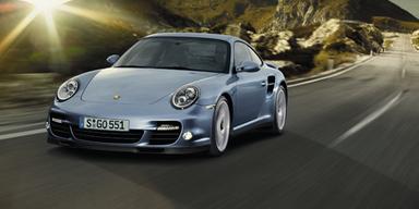 Weltpremiere des Porsche 911 Turbo S