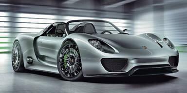 Fix: Porsche baut 918 Spyder