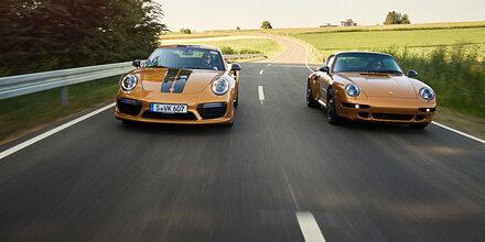 Porsche baut Kult-911er aus Originalteilen