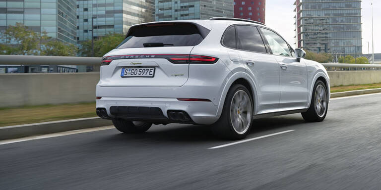 Porsche pfeift komplett auf Diesel