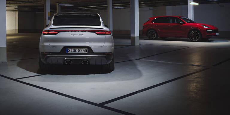 Cayenne GTS-Modelle jetzt wieder mit V8