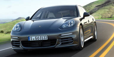 """So kommt der """"neue"""" Porsche Panamera"""