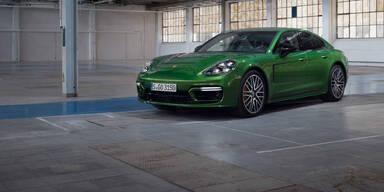 Porsche bringt Panamera mit bis zu 700 PS