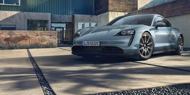 Günstigerer Porsche Taycan ab sofort bestellbar