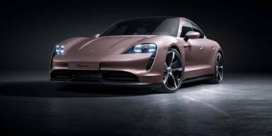 Neues Basismodell vom Porsche Taycan