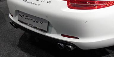 Ja von Deutschland zu Auto-Abgasnormen
