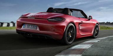 Porsche bringt Boxster & Cayman GTS