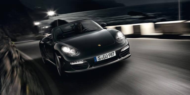 Porsche ruft 900 Fahrzeuge zurück
