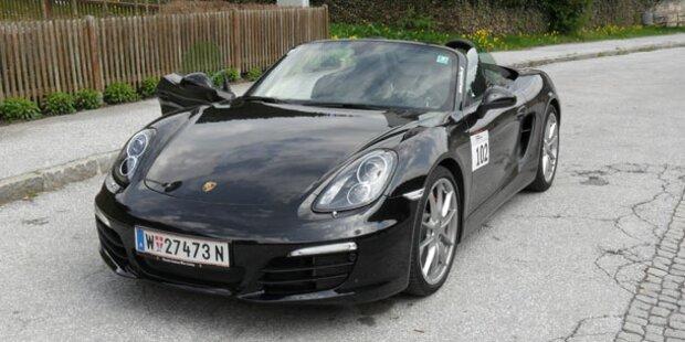Der neue Porsche Boxster S im Test