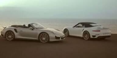 Top-Modell: Porsche 911 Turbo Cabrio