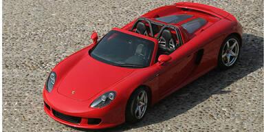 In einem solchen Porsche starb Paul Walker