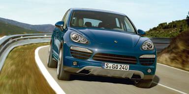 """Porsches """"Baby-Cayenne"""" heißt """"Macan"""""""