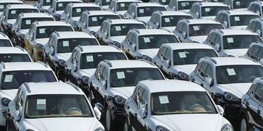 Porsche Holding verkaufte 484.621 Neuwagen
