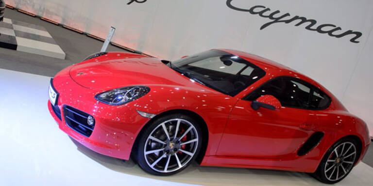 Porsche verdient am meisten pro Auto