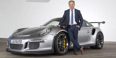 Porsche holt sich Silicon-Valley-Experten