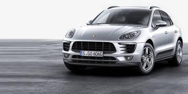 Porsche Macan nun auch mit Vierzylinder