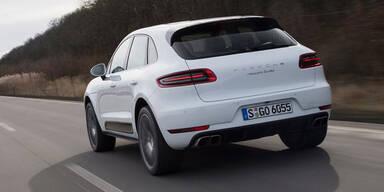 Porsche Macan Turbo im Test