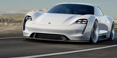 """Porsche-Offensive für """"Tesla-Killer"""""""