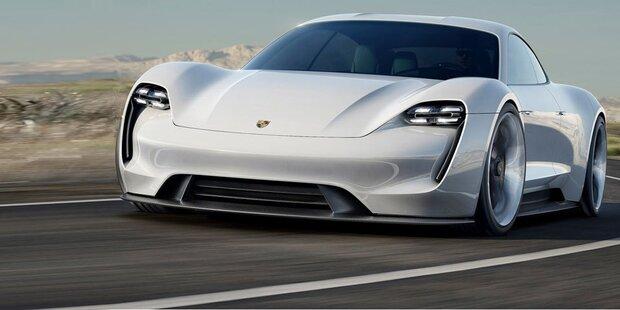 Porsche-Offensive für
