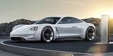 "Porsche baut den ""Tesla-Killer"""