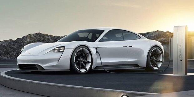 Porsche baut den