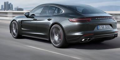 Alle Infos vom neuen Porsche Panamera