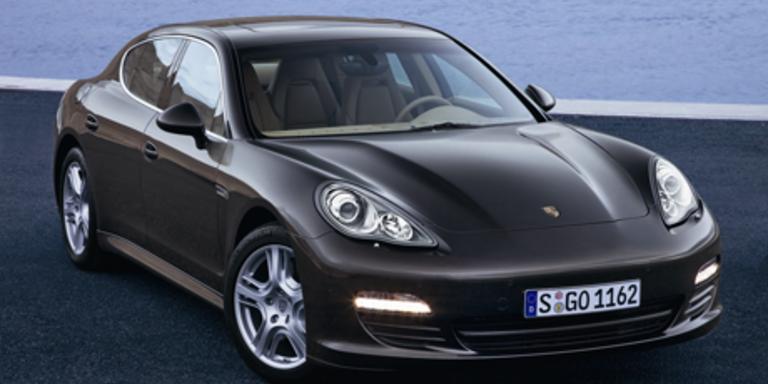 Der große Porsche im Fahrbericht