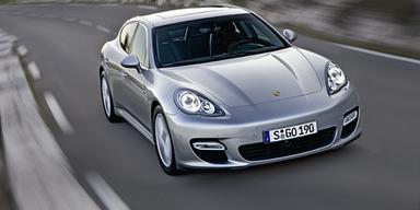 Porsche Panamera Modelljahr 2011